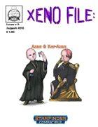 Xeno File Issue 9: Azan & Ker-Azan (Starfinder)
