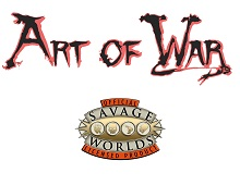 Art of War Savage Worlds