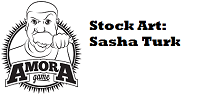 Stock Art: Sasha Turk