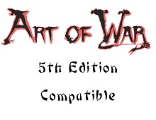Art of War: 5e