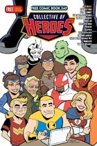 Collective Of Heroes Free Comicbook Day 2015