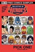 Collective Of Heroes Free Comicbook Day 2016
