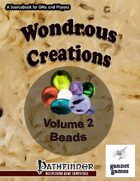 Wondrous Creations 2: Beads