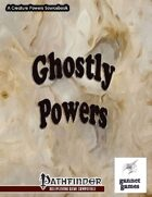 Ghostly Powers