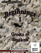 Grotto of Snakes
