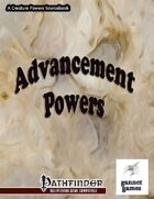 Advancement Powers