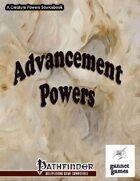 Advancement Powers