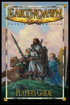 Earthdawn Fourth Edition Player's Guide
