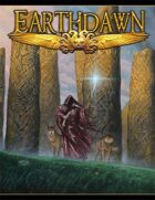 Earthdawn Fourth Edition Game Master's Screen