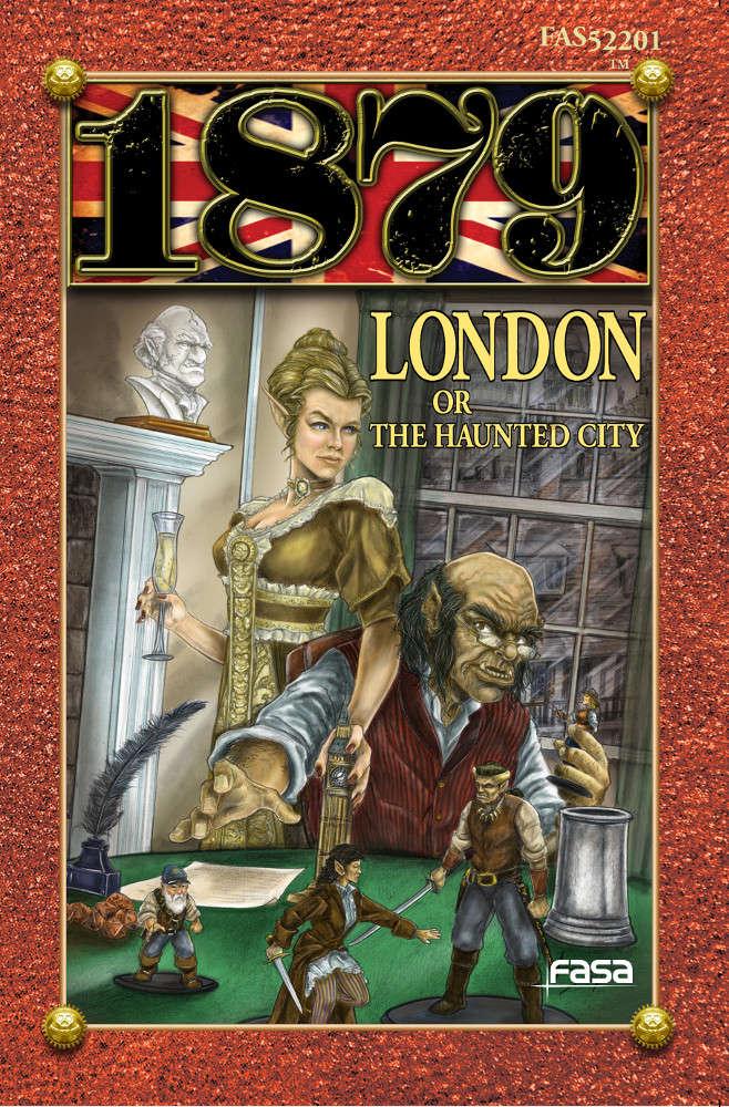 1879: London, or The Haunted City (T.O.S.) -  FASA
