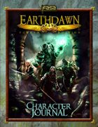 Earthdawn Fourth Edition Character Journal