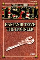 1879 Personalities 05: Nilufer Haktanir