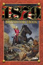 1879 Miniatures British Forcebook