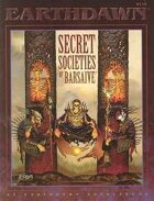 Secret Societies of Barsaive