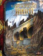 Nations of Barsaive I: Throal