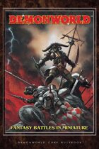 Demonworld Rulebook: Fantasy Battles in Miniature