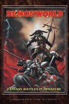 Demonworld Rulebook: Fantasy Battles in Miniature