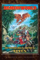 Demonworld Armies: Elves
