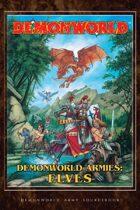 Demonworld Armies: Elves