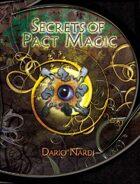 Secrets of Pact Magic