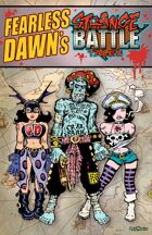 Fearless Dawn's Strange Battle Tales