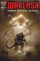Warlash: Zombie Mutant Genesis #1