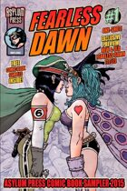 Fearless Dawn Sampler 2015: Free Comic Book