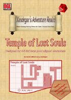 Temple of Lost Souls