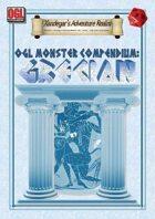 OGL Monster Compendium: Grecian