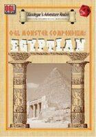 OGL Monster Compendium: Egyptian