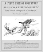Requiem at Reddog\'s Reef