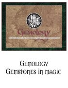 Gemology - Gemstones in Magic