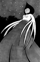 Flatwoods Monster - Stock Art