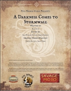 A Darkness Comes to Stormwall