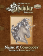 Shaintar Guidebook: Magic & Cosmology (Vol I)
