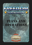Freedom Squadron Plans & Operations Deck