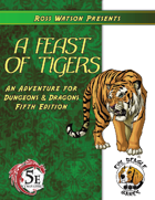 Feast of Tigers (5e)