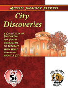 City Discoveries (5e)