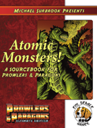 Atomic Monsters (Prowlers & Paragons Ultimate Edition)