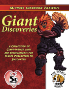 Giant Discoveries (5e)