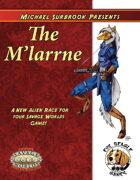 The M'Larrne (Savage Worlds)