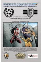 Freedom Squadron Villain & Valor: Red Talon vs. Catamount