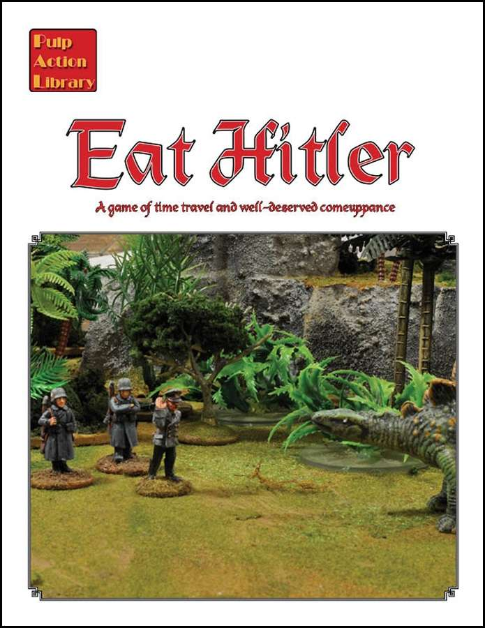 Eat Hitler - The Nazi Taste Treat