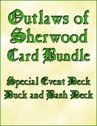 Outlaws of Sherwood Deck Bundle