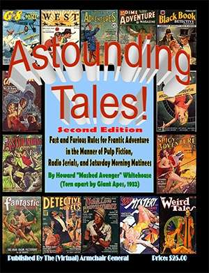Astounding tales 2nd Ed.