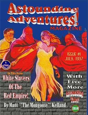Astounding Adventures #1
