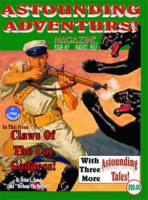 Astounding Adventures #2