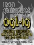 OGL to Iron Gauntlets conversion rules
