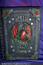 Khaboom Wizards' Guild Spell Books