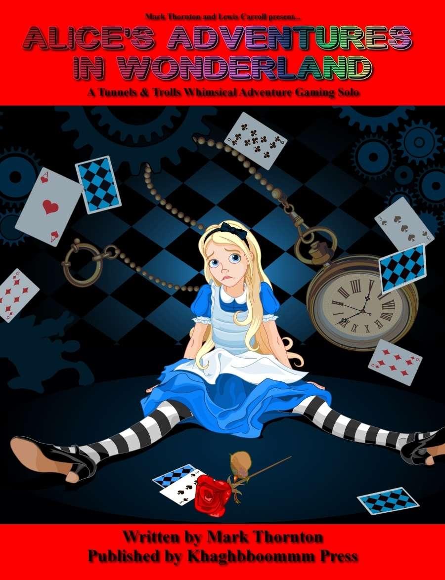 Alice's Adventures in Wonderland - Khaghbboommm  RPGNow.com